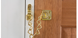 How to Install a Door Chain