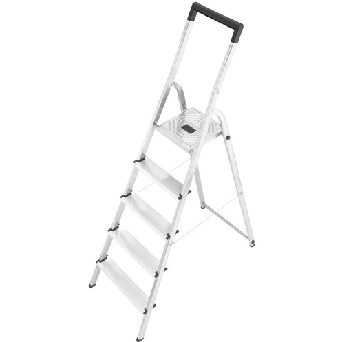 Hailo  Profistep Ladder - 5 Thread