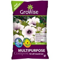 Bord na Móna Growise Multi-Purpose Compost - 56 Litre