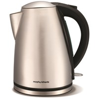 Morphy Richards  Stainless Steel Kettle - 1.5 Litre